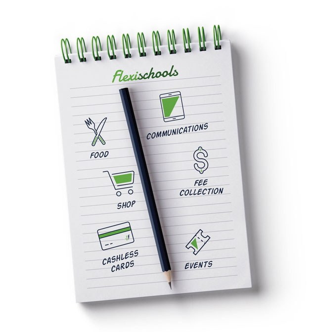 Flexischools Notepad