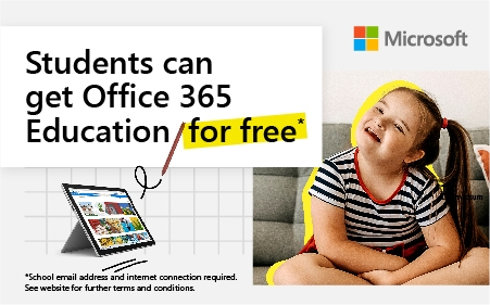 Microsoft 20926 MS EDU Flexischools banners V3 Home page