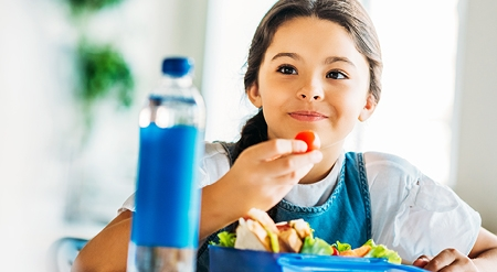 News trc five steps to pack a healthy lunchbox