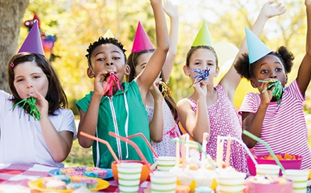 Our place images skills and thrills birthday parties